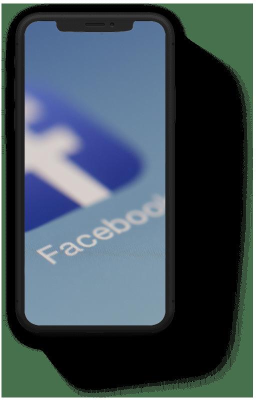 iPhone-facebook